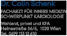 Dr.Colin Schenk